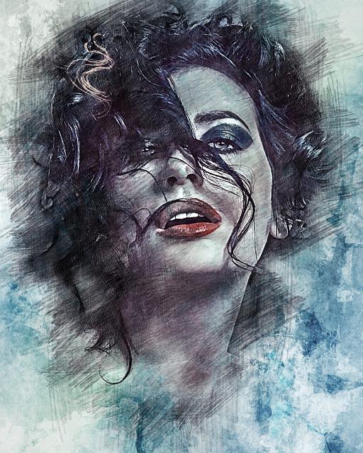 Woman, Female, Model, Human, Person, Beautiful, Art