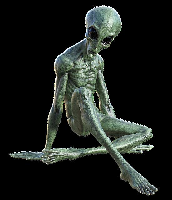 Sci Fi, Alien, Extraterrestrial, Big Eyes, Humanoid