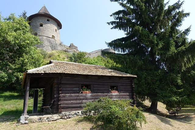 Hungary, Somoskő, Travel, Castle, Nature, Excursion