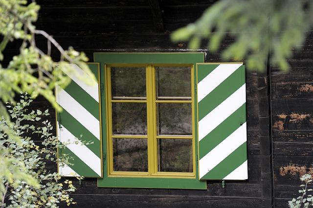 Window, Hut, Log Cabin, Wood, Alm, Rural, Nostalgia
