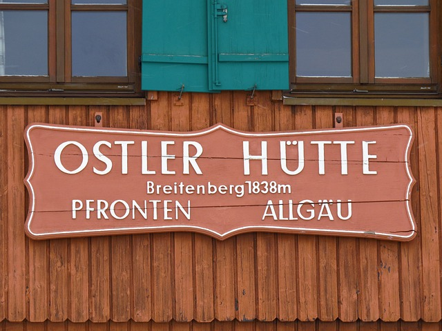 Hut, Ostler Hut, Rest House, Ski Lodge, Alm, Alpine Hut