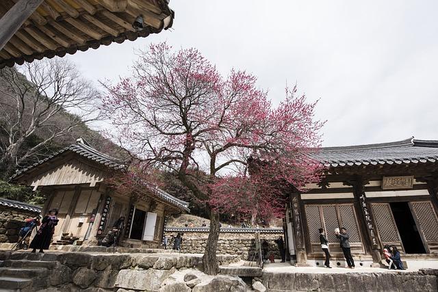 Hwaeomsa, Jiri, Temple