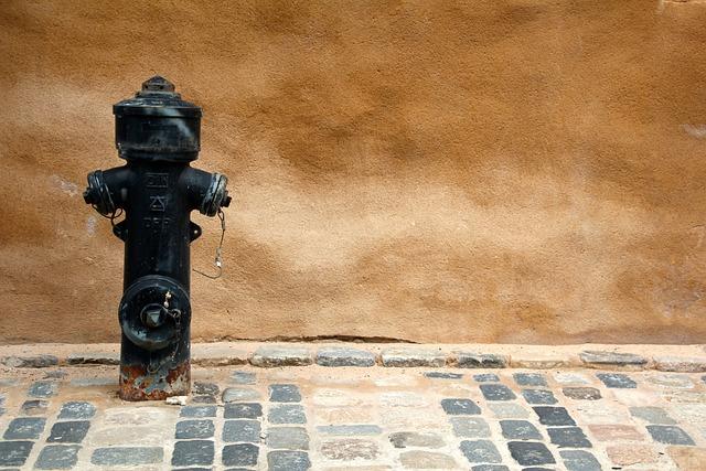 Hydrant, Water, Fire, Metal, Fire Fighting Water