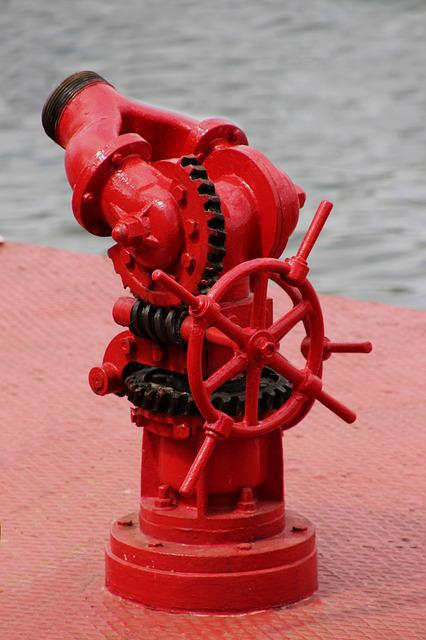 Fire Hydrant, Red, Fire, Hydrant, Water, Safety