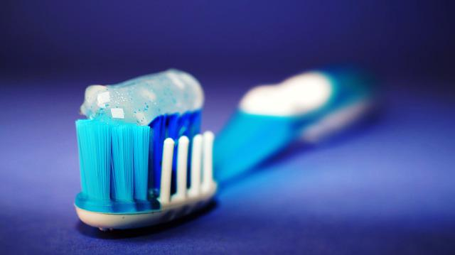 Toothbrush, Toothpaste, Hygiene, Blue, Strand, Gel