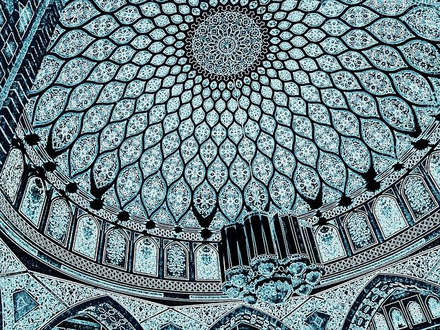 Mall, Dome, Architecture, Dubai, Ibn Battuta