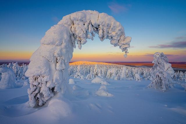 Snow, Winter, Ice, Cold, Frozen