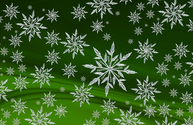 Christmas, Star, Ice Crystal, Snowflake, Advent