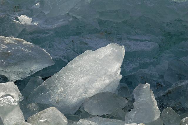 Ice, Snow, Frosty, Rock, Ice Floes, Shelf Ice