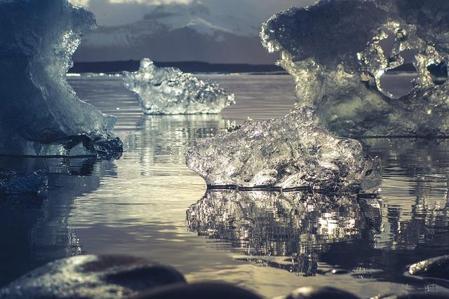 Beautiful, Ice, Nature, Ocean, Outdoors, Scenic, Sea
