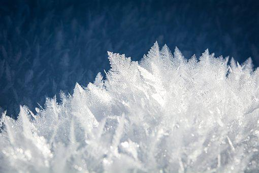 Ice, Eiskristalle, Snow, Iced, Crystals, Winter, Frozen