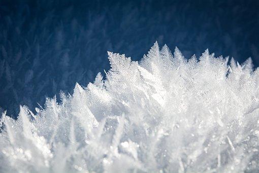 Ice, Eiskristalle, Snow, Iced, Crystals, Winter, Frozen