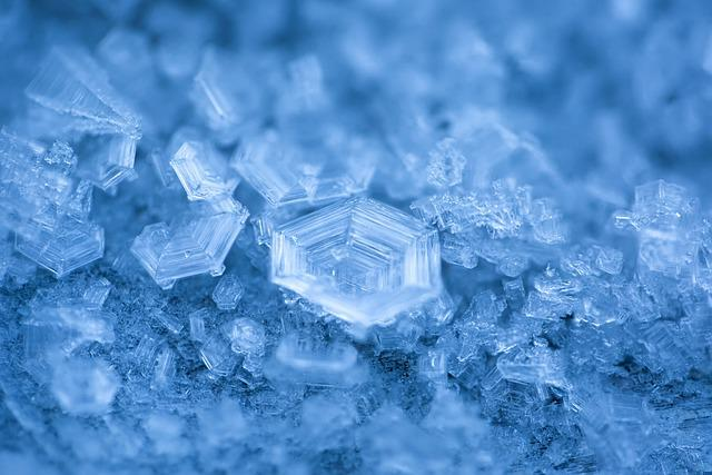 Ice, Frost, Winter, Snow, Snowflakes, Ice Crystals