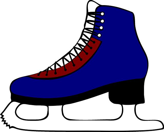 Ice-skates, Ice Skating, Skates, Figure Skating