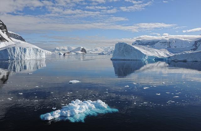 Snow, Ice, Waters, Winter, Nature, Frozen, Iceberg