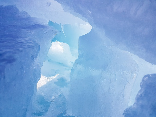 Ice, Winter, The Ice Cave, Cave, Icecave Ice, Cold