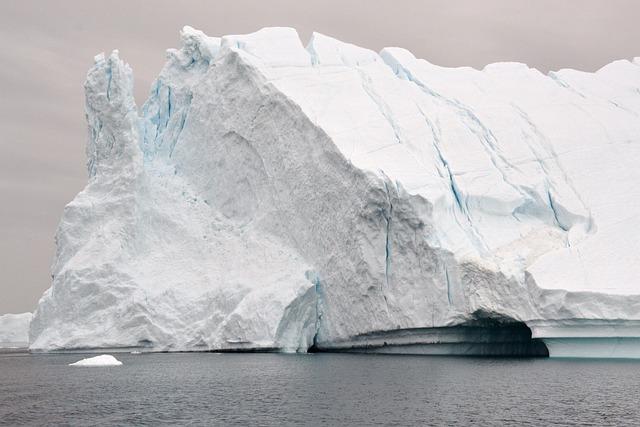 Icefjord, Disco Bay, Greenland