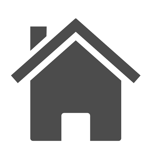 House, Icon, Home, Symbol, Sign, Estate, Building