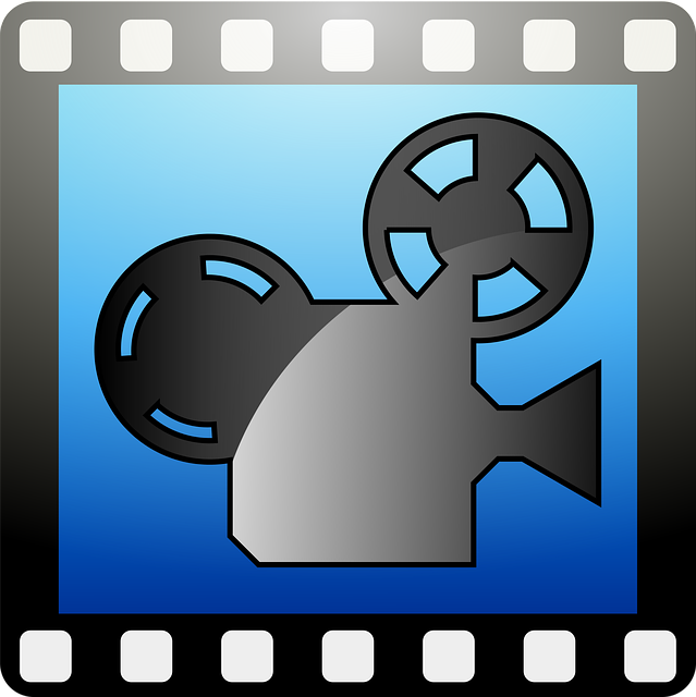 Video Camera, Cinema, Cinematography, Silhouette, Icon
