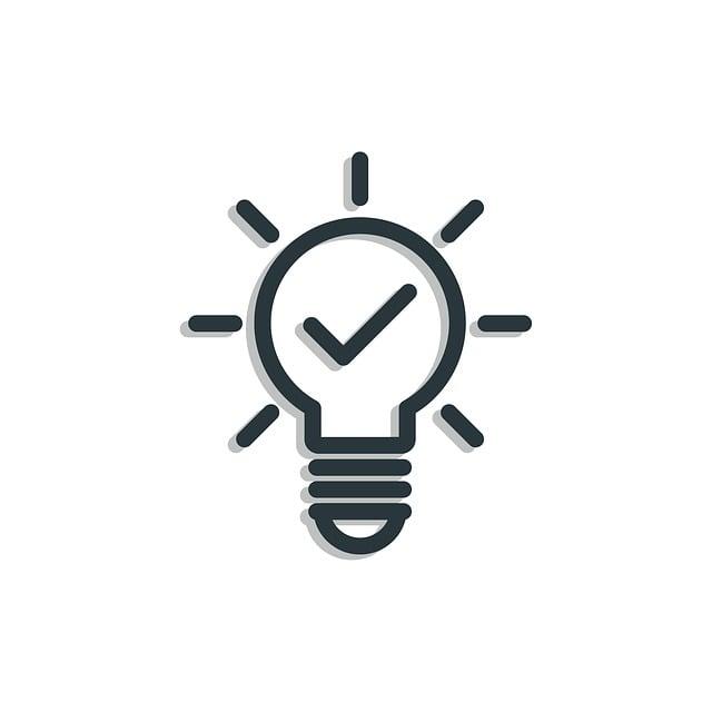 Idea, Icon, Bulb, Creativity, Set, Inspiration