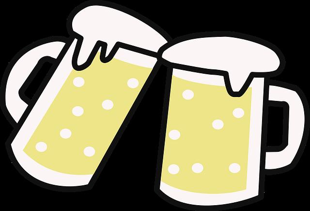 Beer, Beers, Cups, Drink, Foam, Head, Icon, Mug, Stein