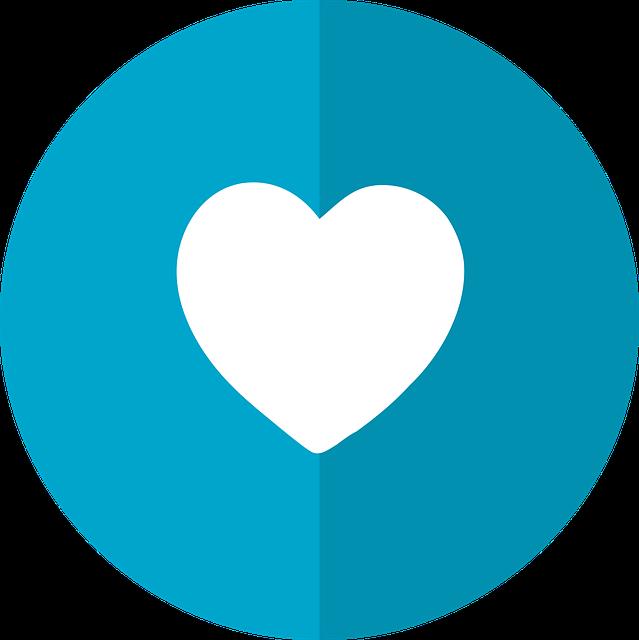 Heart Icon, Heart Health, Icon, Heart, Medical Icons