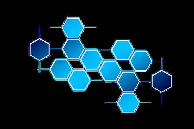 Hexagons, Honeycomb, Hexagon, Icon, Networks, Internet