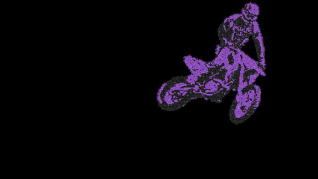 Pictogram, Icon, Symbol, Motorcycle, Motorcyclist
