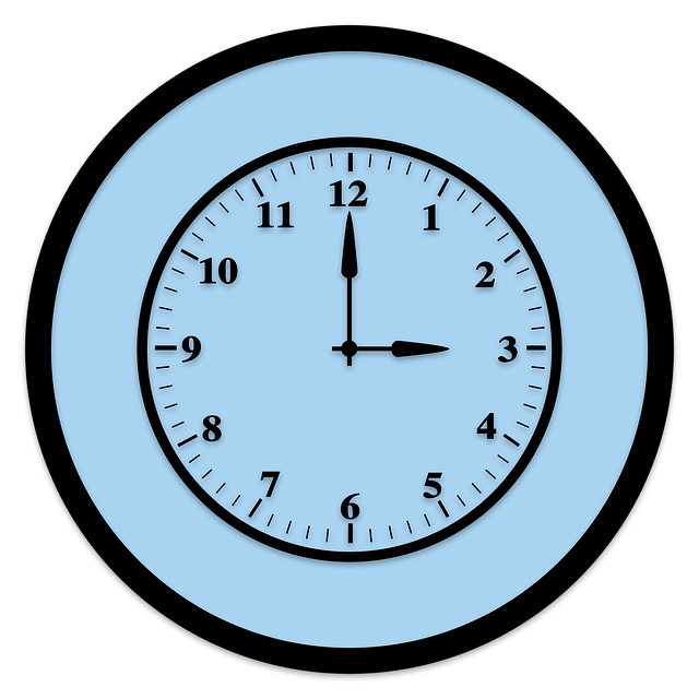 Icon, Time, Business, Schedule, Clock, Symbol