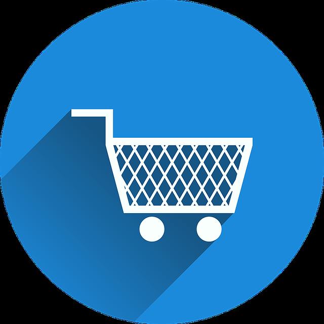 Shopping Cart, Shopping, Icon
