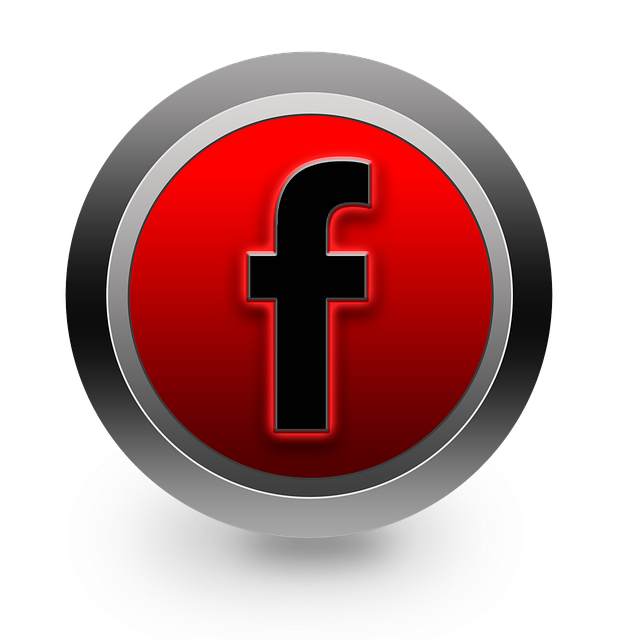 Icon, Facebook, Social Networks