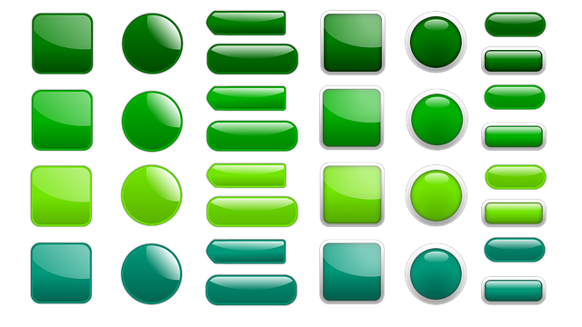 Button, Icon, Oblong, Square, About, Green