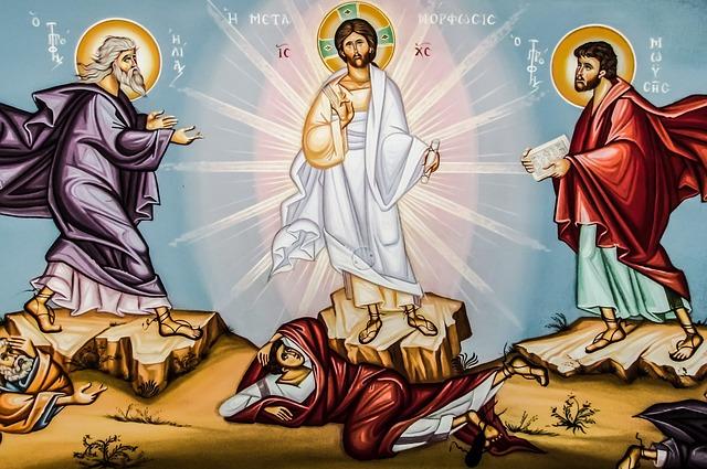Metamorphosis, Transfiguration, Church, Iconography
