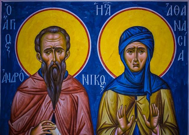 Religion, Art, Spirituality, Saints, Iconography