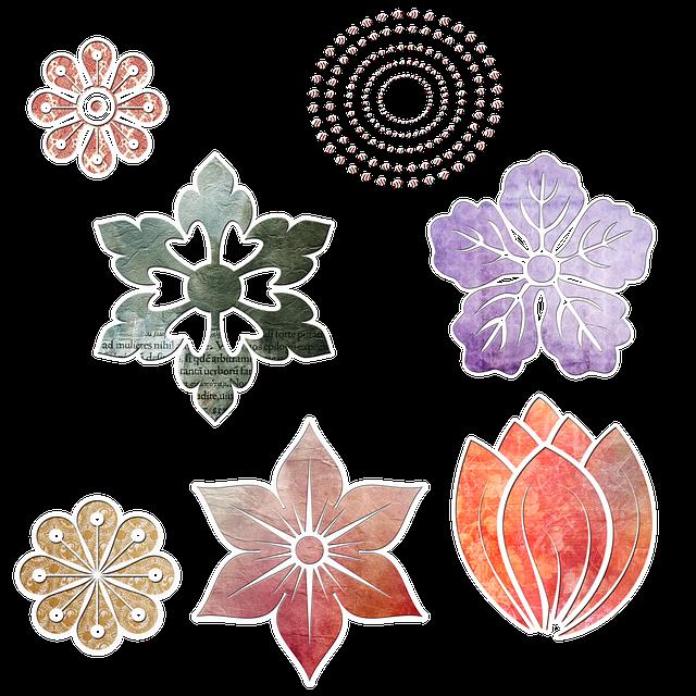 Flowers, Scrap, Shape, Doodles, Icons, Love