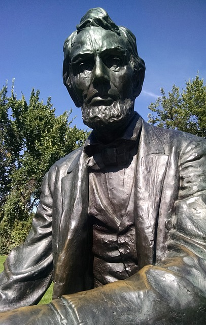Abraham Lincoln, President, America, Usa, Boise, Idaho