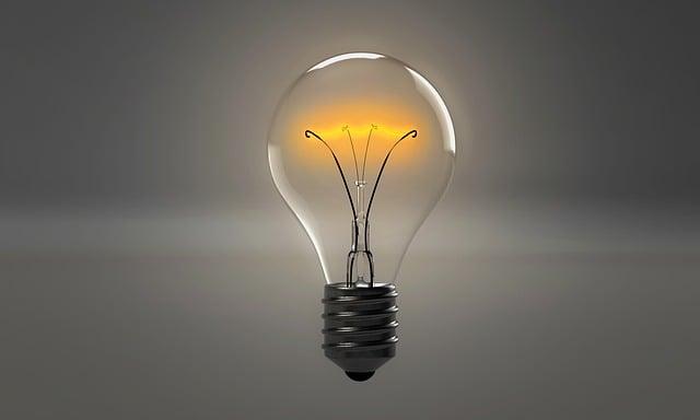 Lightbulb, Bulb, Light, Idea, Energy, Power, Innovation