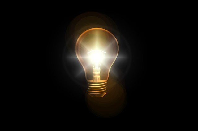 Light Bulb, Think, Idea, Solution, Problem Solution