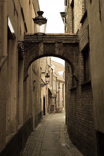 Bruges, Romantic, Old Town, Idyllic, Historically