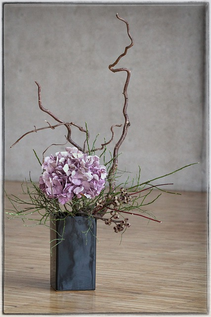 Ikebana, Flower, Beauty, Japan, Plant, Asian