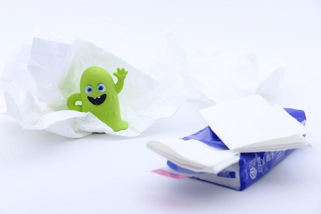 Viruses, Virus, Ill, Disease, Sniff, Cold, Influenza