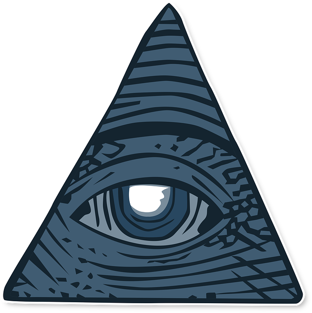 All Seeing Eye, Dollar, Conspiracy Theory, Illuminati