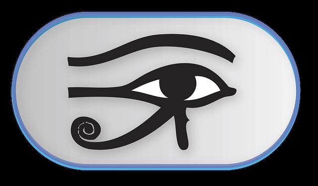 Egypt, Figure, Graphics, Vector, Illustration, People