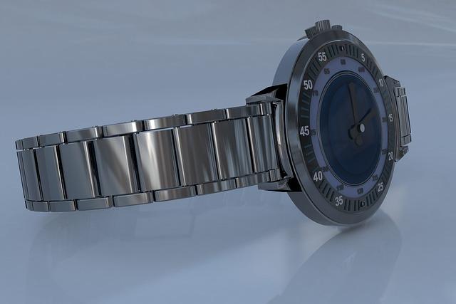 Watch 3d Modeling, 3d, Technology, Illustration