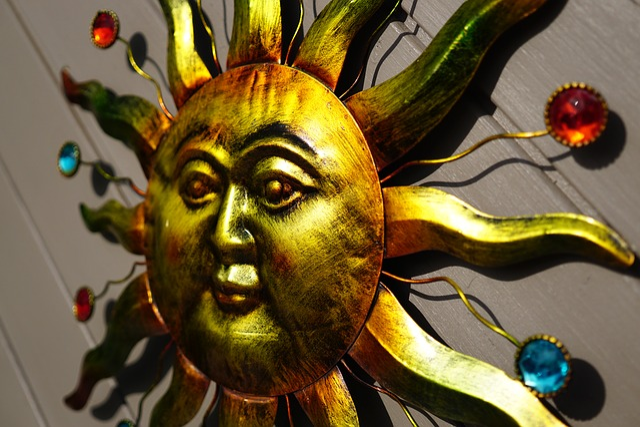 Sun, Image, Summer