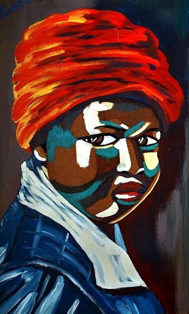 African Art, Creative, Bold, Imagination