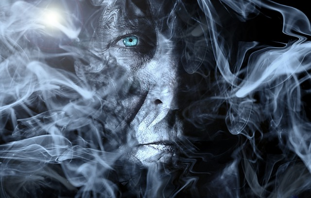 Man, Smoke, Fog, Processing, Wallpaper, Imagination