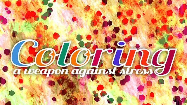 Background, Color, Paint, Imagine, Adults, Stress, Anti