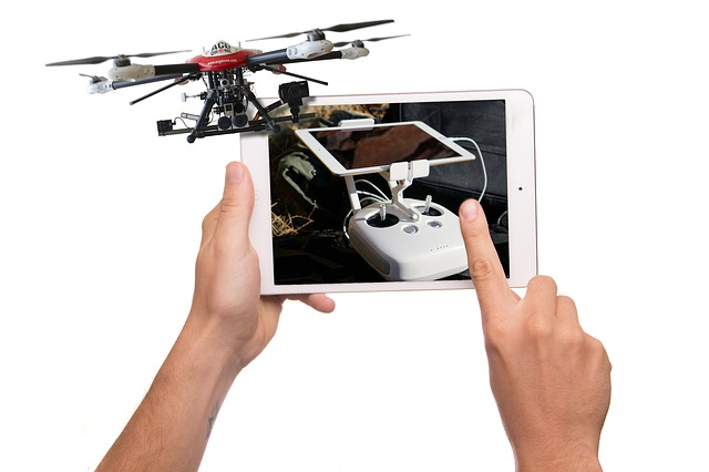 Tablet, 3d, Aircraft, Display, Ipad, Iman, Action, Fly