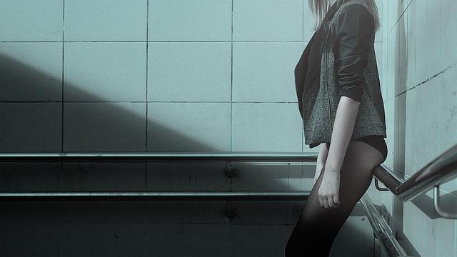 Girl, In Pantyhose, Photoshoot, Stockings, Model